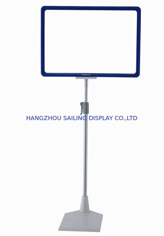 Metal Floor Poster Stands with A3 A4 A5 Price Display Frame dostawca
